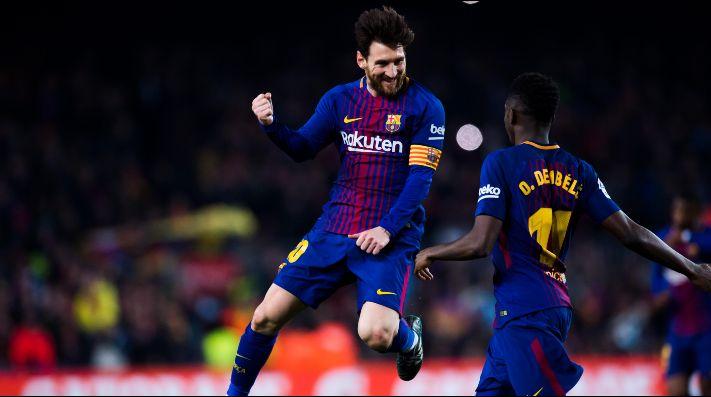 Barcelona le gana al Athletic por la Liga Santander — Fútbol de España
