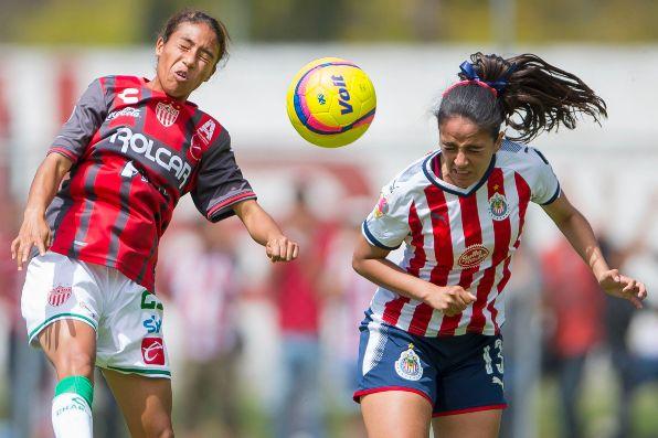 Importante triunfo de Chivas Femenil en la lucha por la liguilla