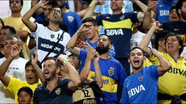 Boca iguala 1-1 con Atlético Tucumán