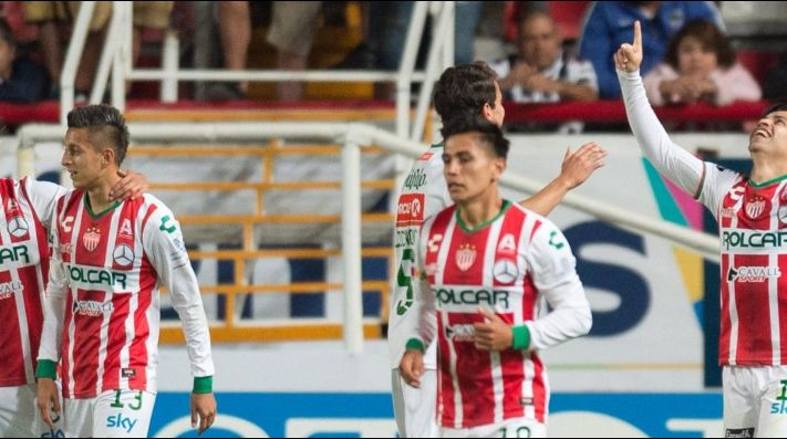 Necaxa y Pachuca no pasan del empate en el estadio Victoria