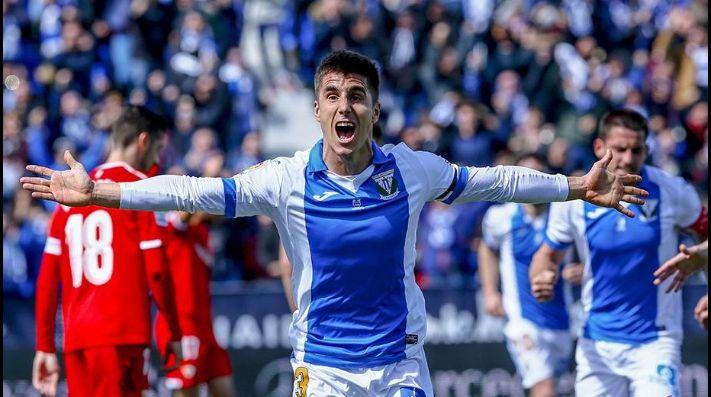 Miguel Layún anota su primer gol con el Sevilla