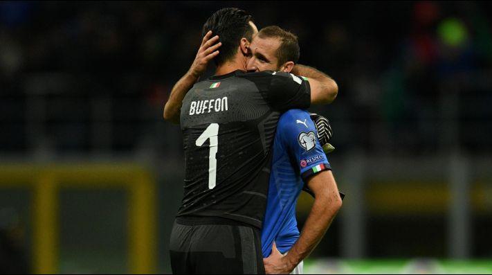 Italia sufrió una importante baja para el amistoso con Argentina