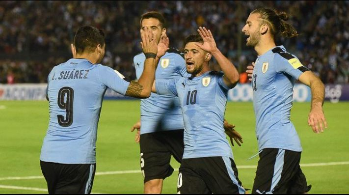 Pensando en Rusia, Uruguay ultima detalles para la China Cup