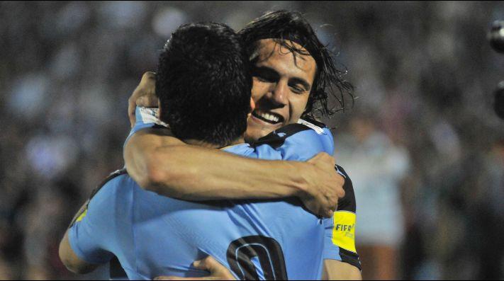 La selección uruguaya está llegando a China