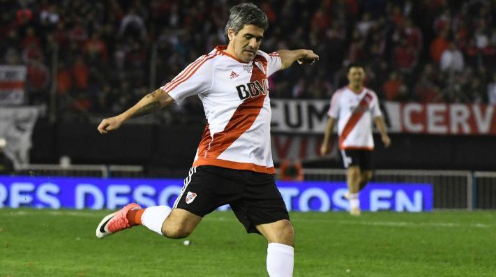Ortega podría volver al fútbol — Inesperado