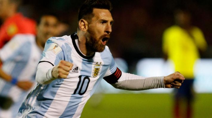 Argentina se prueba ante una Italia herida