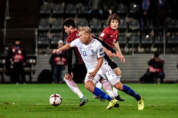Transmisión Finlandia vs Macedonia, partido fecha FIFA — Amistoso