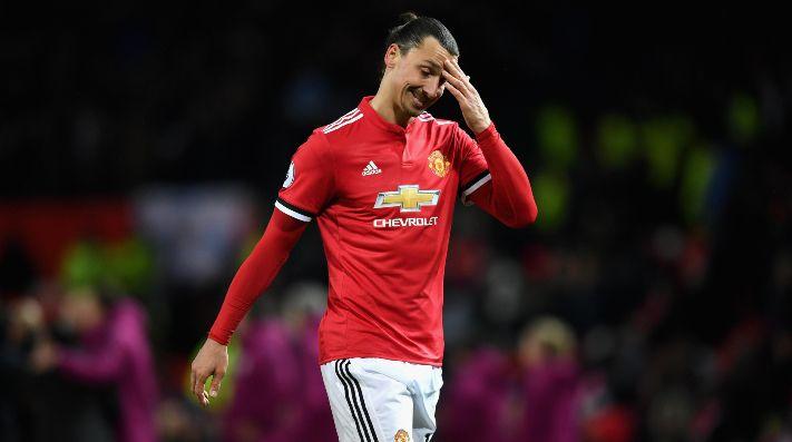 Manchester United anunció la salida de Zlatan Ibrahimovic