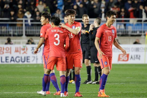 Exhibe Irlanda del Norte debilidades de Corea del Sur — Fecha FIFA