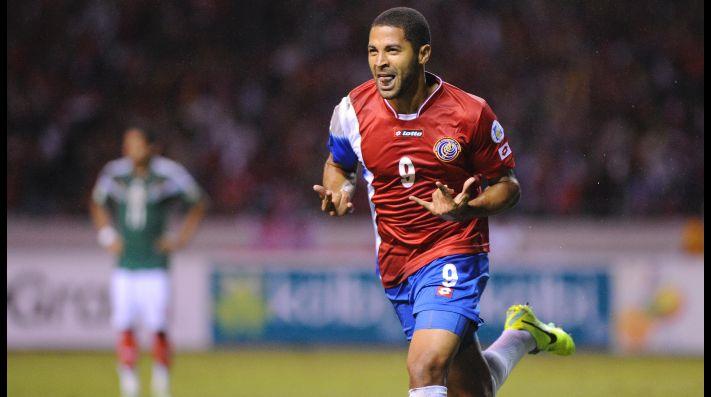 Costa Rica se hace fuerte ante Escocia