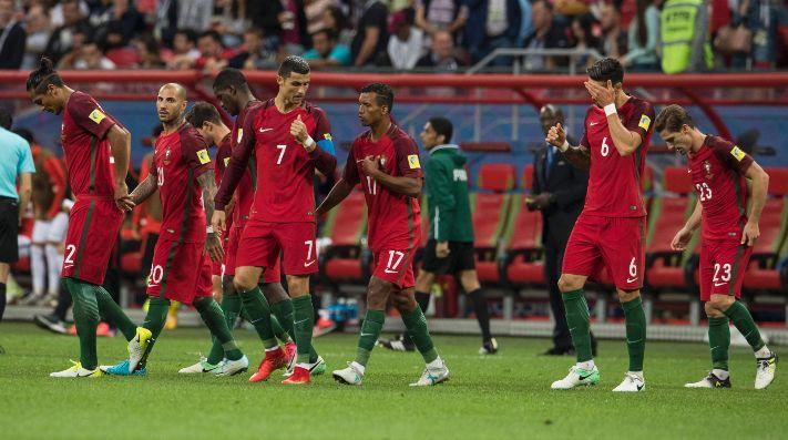 Sobre la hora, Portugal triunfa ante Egipto