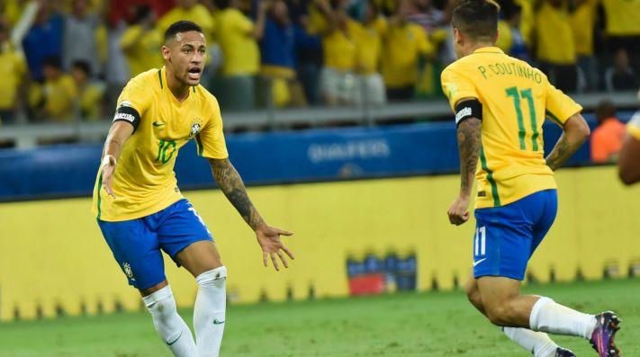 Brasil medirá su potencial ante Rusia