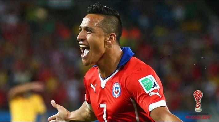 Un Chile renovado pone a prueba a Dinamarca camino al Mundial
