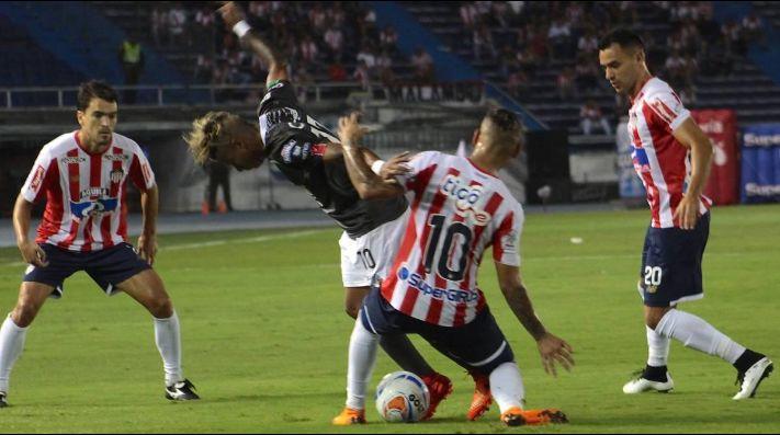 Junior goleó al Once Caldas en la fecha 10 — Liga Águila