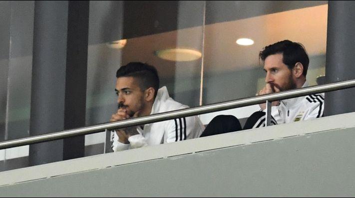 Messi rescató el invicto del Barcelona