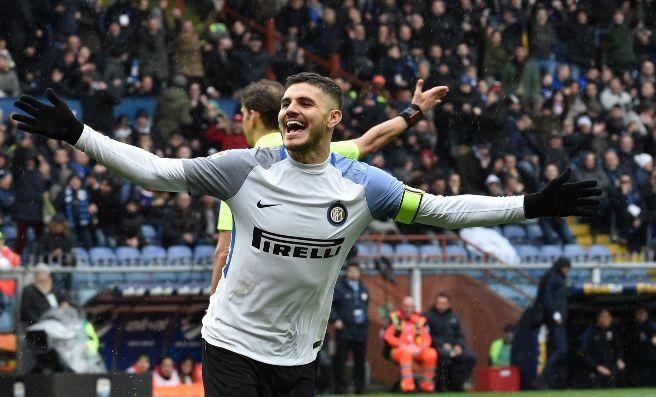 Icardi volvió a ser figura en Inter, a 77 días del Mundial