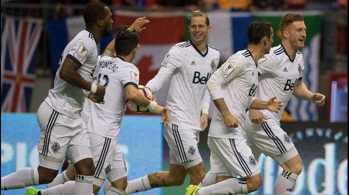 Golazo de Carlos Vela ante Vancouver Whitecaps