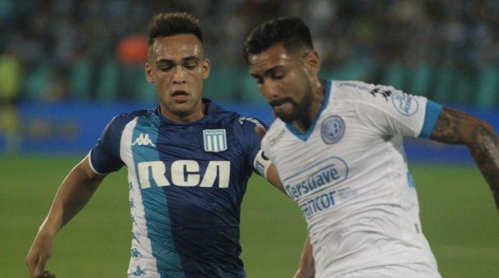 Belgrano y Racing igualaron 2 a 2 en Córdoba