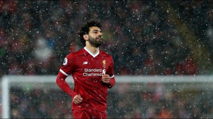 Mohamed Salah figura del Liverpool