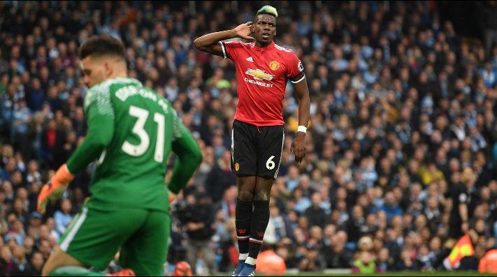 Manchester United le arruinó la fiesta al City