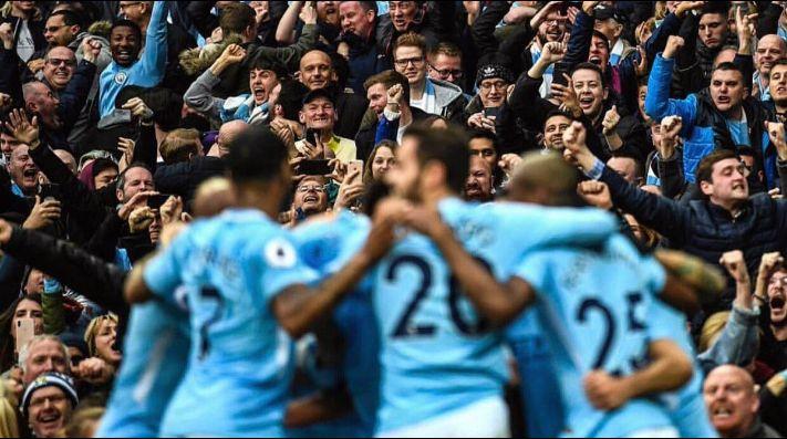 Guardiola fue expulsado en el descanso del Manchester City vs. Liverpool