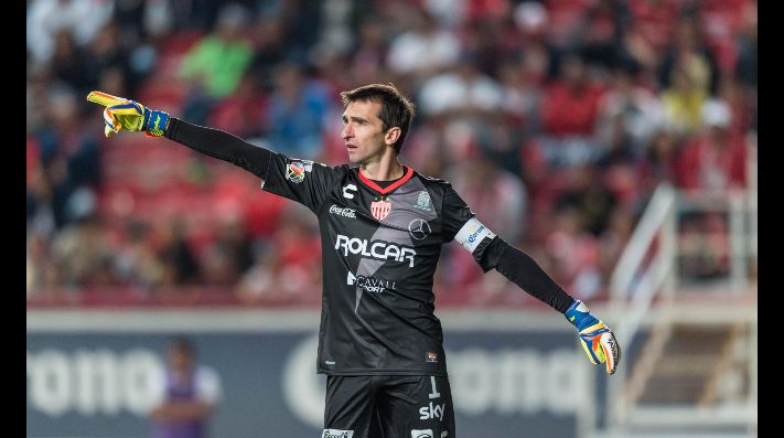 Marcelo Barovero se refirió al posible interés de Boca