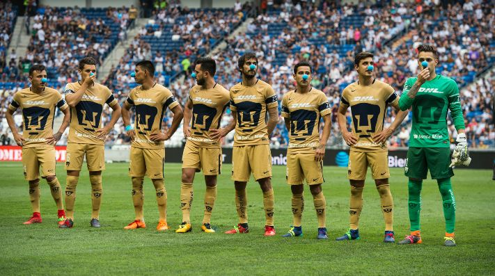 Pumas y Barcelona se podrían enfrentar en México