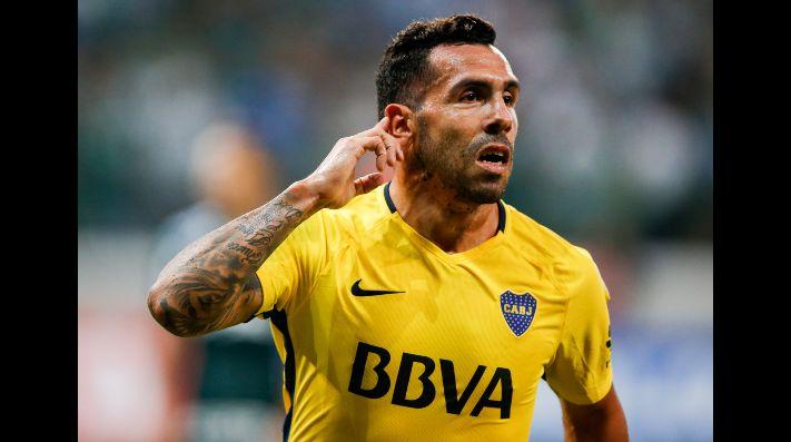 Un club de EEUU tiene en carpeta a Carlos Tevez — Bombazo