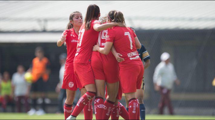 Toluca y Monterrey empatan en semifinal