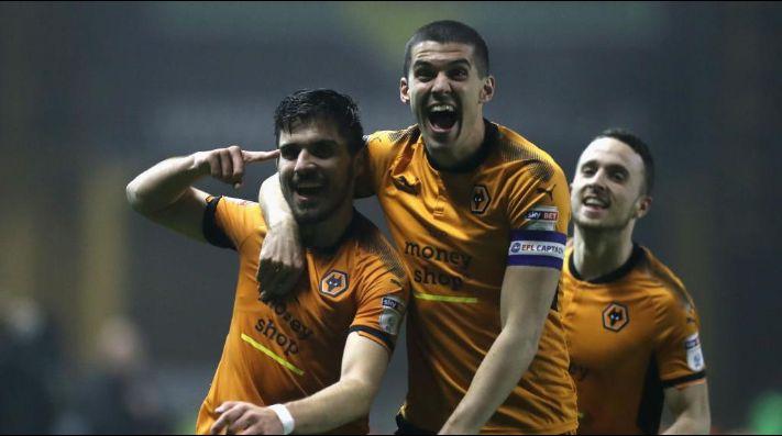 Wolves ascendió sin jugar gracias al empate de Fulham