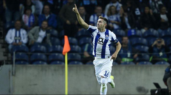 Hector Herrera en el FC Porto