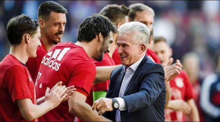 Bayern Múnich pasa a la Final con autoridad