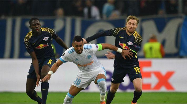Empatan Arsenal y Atleti en semis de EuropaLeague; Marsella gana