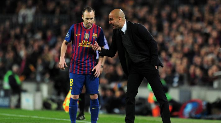 Fútbol: Andrés Iniesta anuncia salida del club español Barcelona