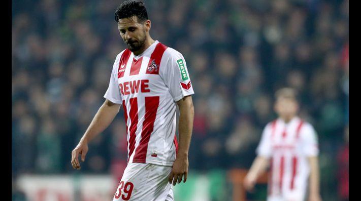 Colonia perdió y descendió en la Bundesliga — Jhon Córdoba sufre