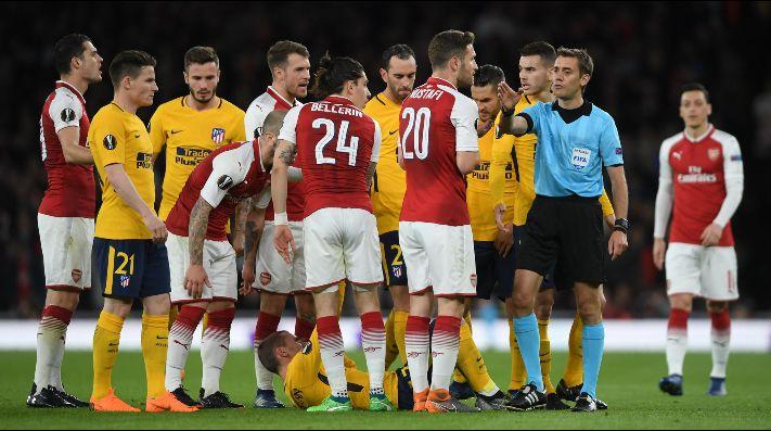 Salzburgo-Marsella y Atlético-Arsenal deciden los finalistas de Europa League