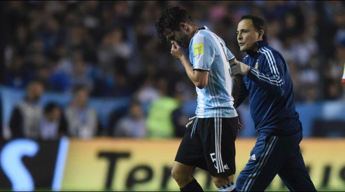 Fernando Gago volvió y jugó 45 minutos en la Reserva de Boca