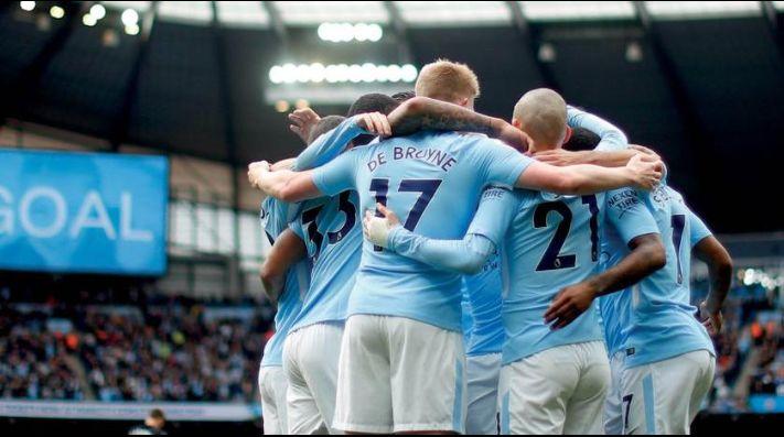 Manchester City alzó la copa de la Premier League