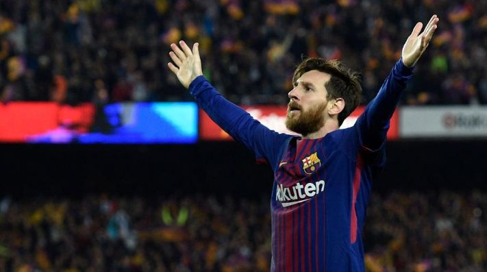 Referente del Real Madrid con acusaciones contra Messi