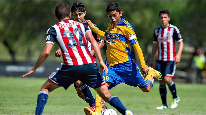 Partido Colombia Sub 20 Hoy En Vivo: Tigres Vs Chivas Sub 20, Semifinal De Ida EN VIVO Este