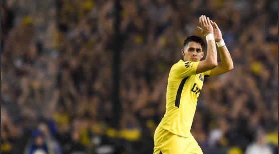 River felicitó a Boca por el campeonato — Rivales no enemigos