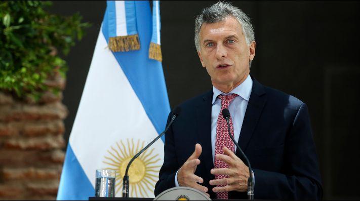 La broma que Macri le hizo a un nene en Mendoza