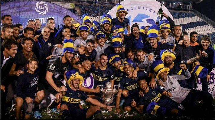 Boca Juniors vs. Huracán: por la última fecha de la Superliga Argentina