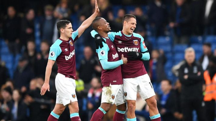West Ham vs Everton, Liga Premier — Partido en vivo
