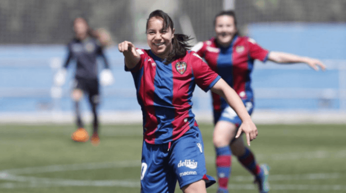 Charlyn Corral, campeona de goleo en España