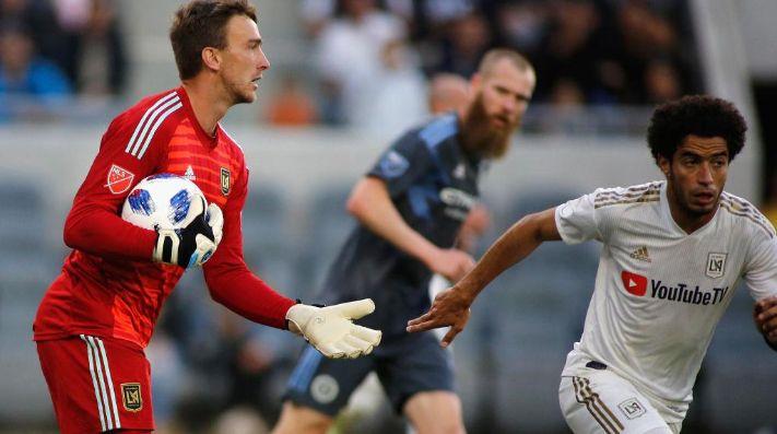Carlos Vela anota en empate de Los Ángeles FC