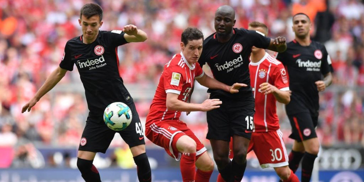 Bayern Munich vs Frankfurt: cuándo es la final de la Copa ...