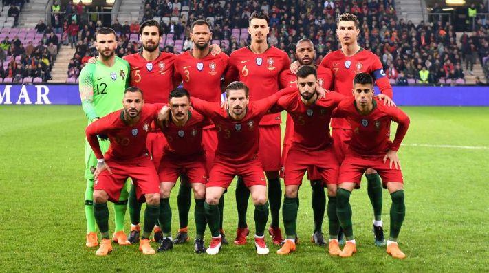 El Campeón de Europa difunde prelista; Cristiano lidera a Portugal