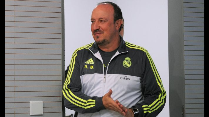 Rafa disparó contra el Real Madrid