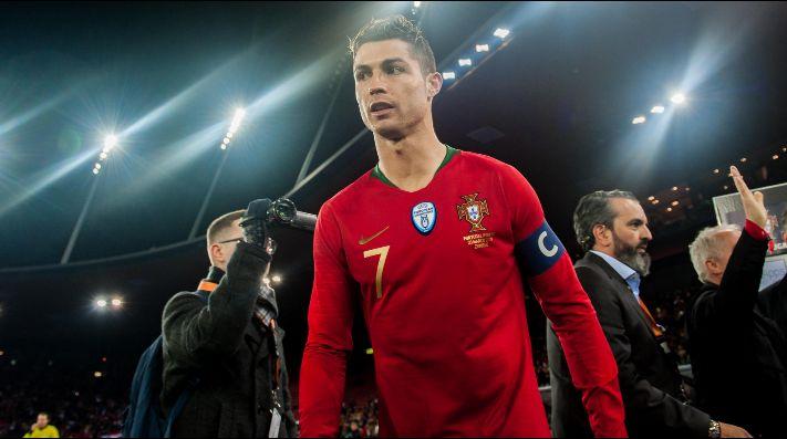 Portugal muestra lista de jugadores para Rusia, liderados por Ronaldo